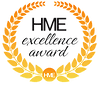 HME Excellence Awards logo